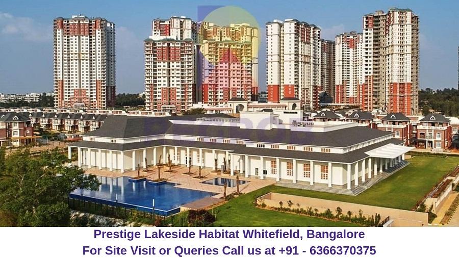 Prestige Lakeside Habitat Whitefield,Bangalore