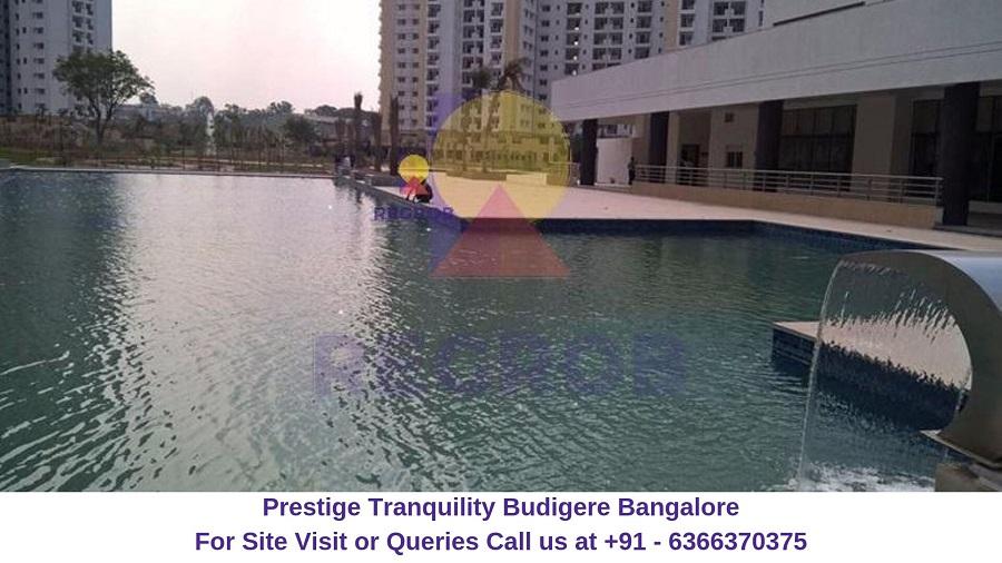 Prestige Tranquility Budigere Bangalore Swimming Pool