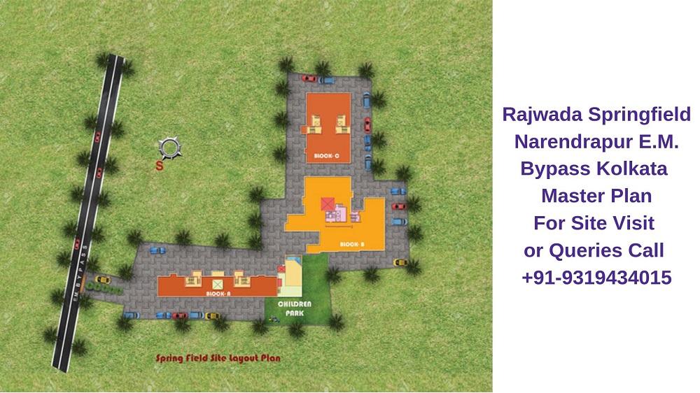 Rajwada Springfield Narendrapur E.M. Bypass Kolkata