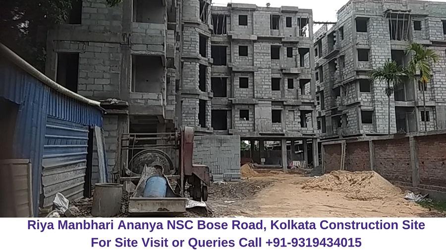 Riya Manbhari Ananya NSC Bose road Kolkata