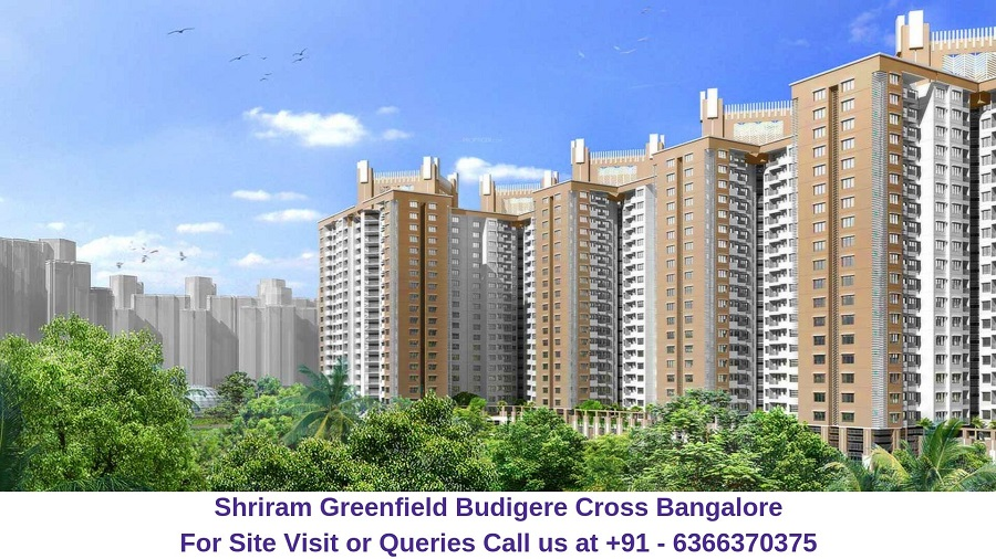 Shriram Greenfield Budigere Cross,Bangalore