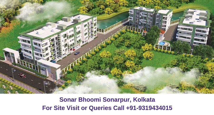 Sonar Bhoomi Sonarpur Station Road Kolkata
