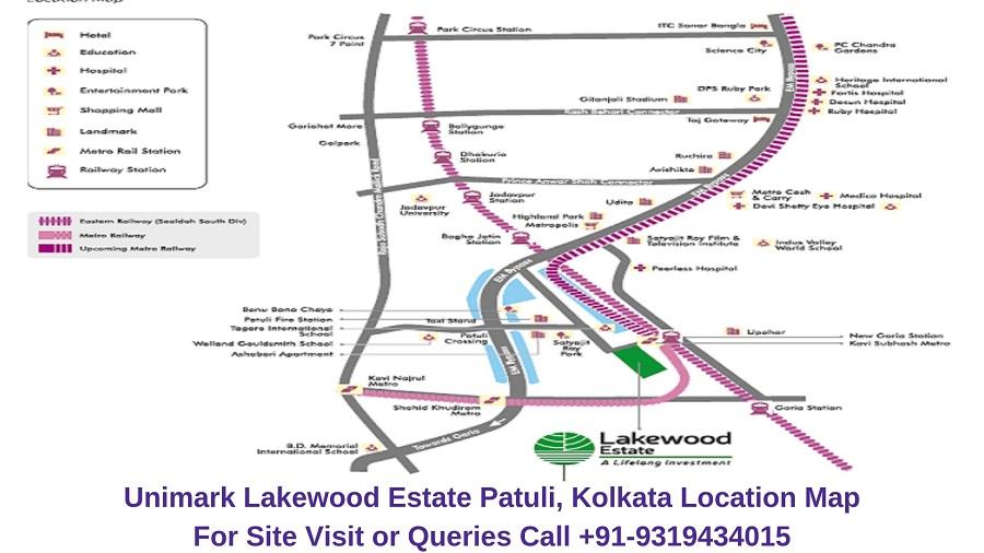 Lakewood estate patuli kolkata