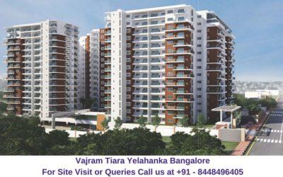 Vajram Tiara Yelahanka Main Road Bangalore