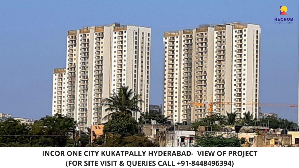 Incor One City Kukatpally Hyderabad