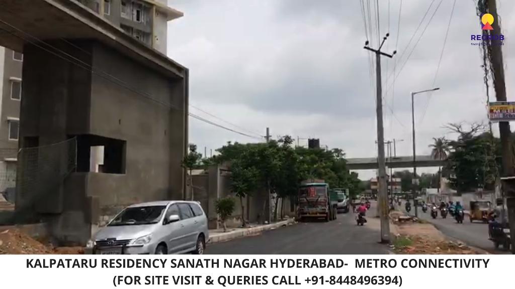 Kalpataru Residency Sanath Nagar Hyderabad