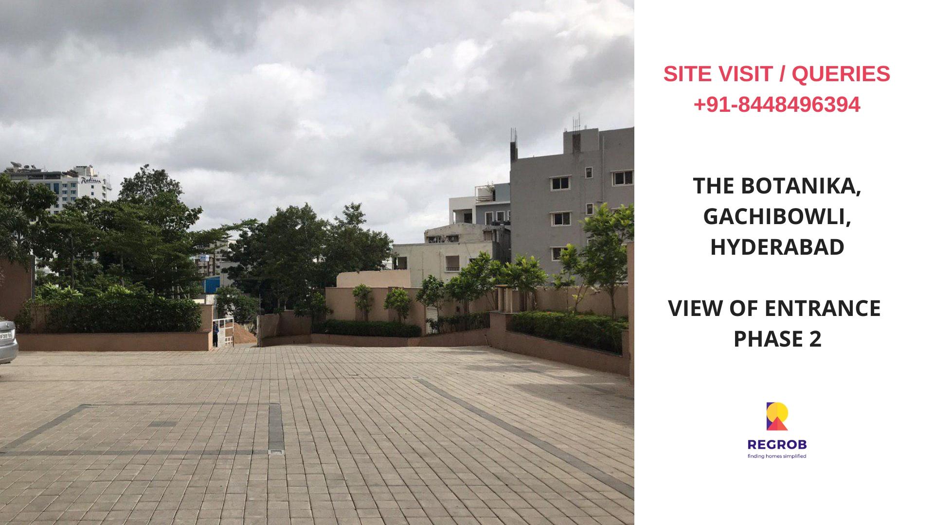 The Botanika Gachibowli Hyderabad
