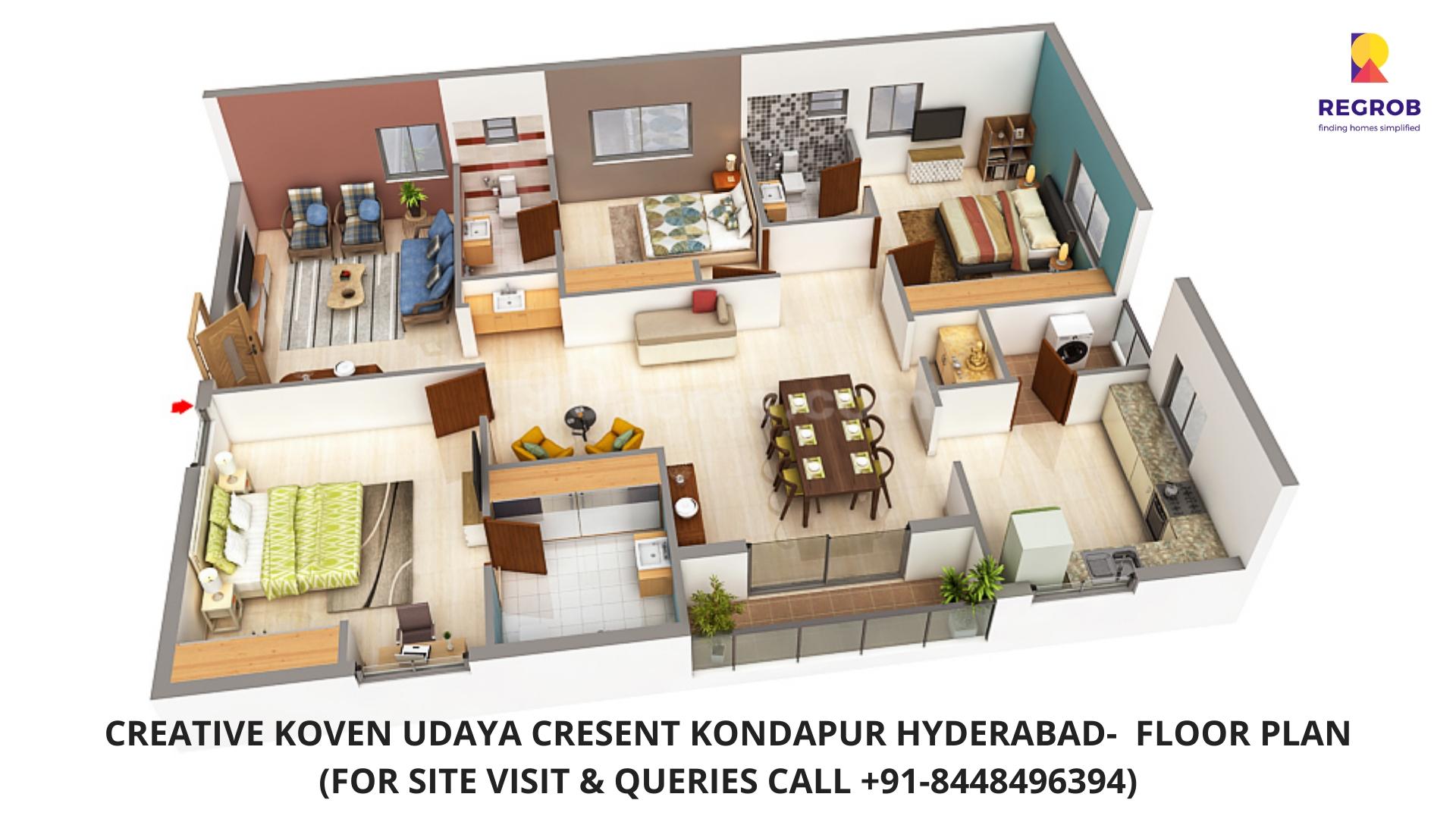 Creative Koven Udaya Cresent