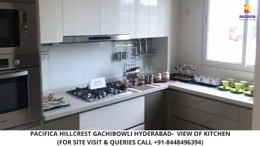 Pacifica Hillcrest Gachibowli Hyderabad
