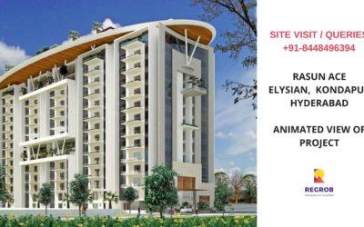 Rasun ACE Elysian Kondapur Hyderabad