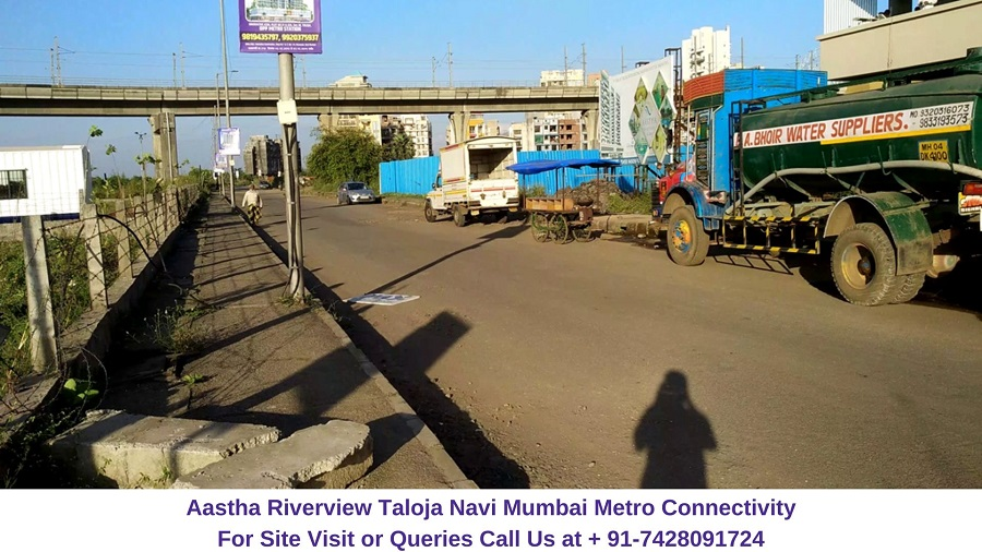Aastha Riverview Taloja Navi Mumbai