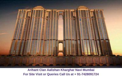 Arihant Clan Aalishan Kharghar Navi Mumbai Elevation