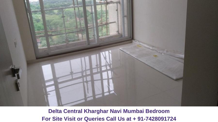 Balaji Delta Central Kharghar Navi Mumbai Bedroom