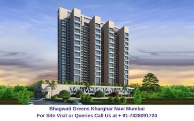 Bhagwati Greens Kharghar Navi Mumbai Elevation