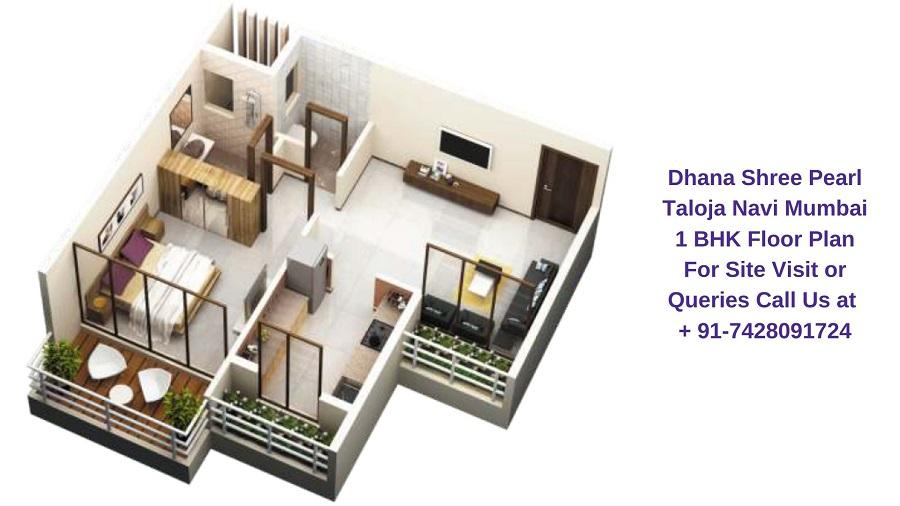 Dhana Shree Pearl Taloja Navi Mumbai