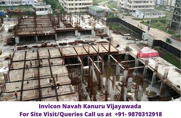 Invicon Navah Kanuru Vijayawada Residential Project