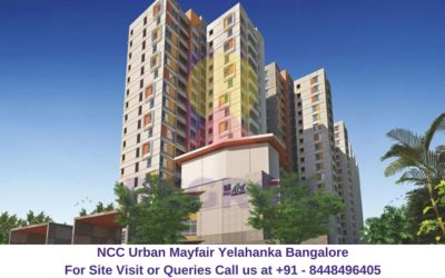 NCC Urban Mayfair Yelahanka Bangalore