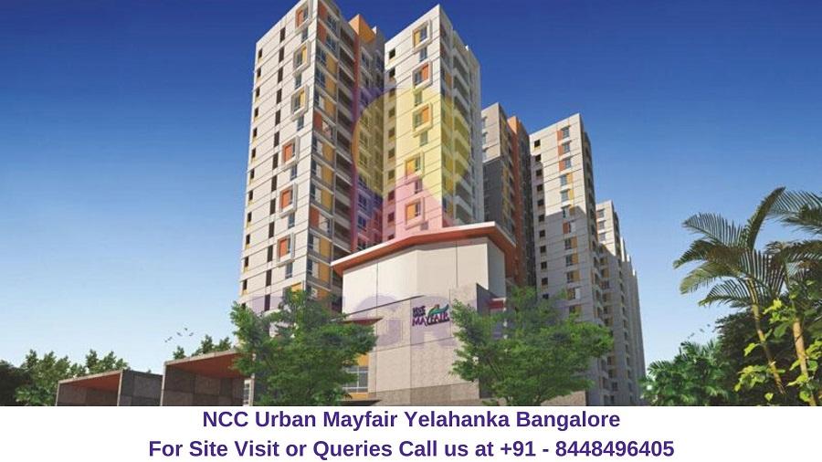 NCC Urban Mayfair Yelahanka Bangalore