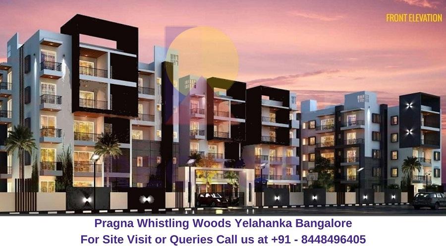 Pragna Whistling Woods Yelahanka Bangalore