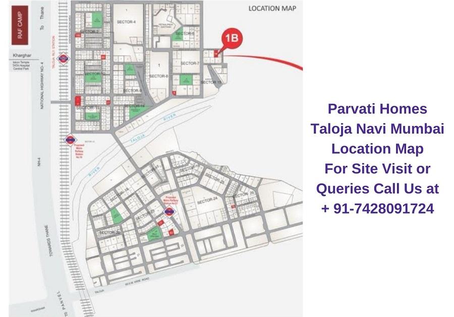 Parvati Homes Taloja Navi Mumbai