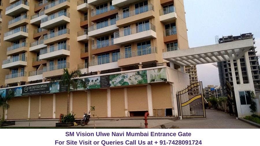 SM Vision Ulwe Navi Mumbai
