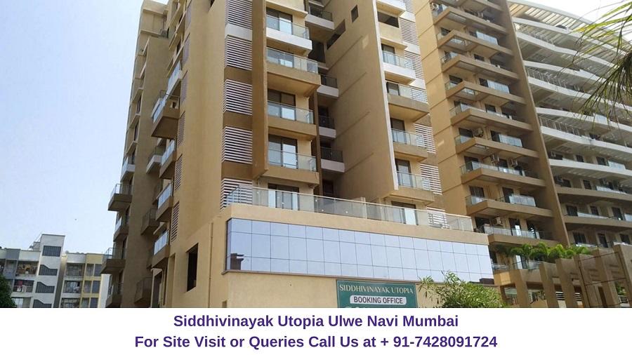 Siddhivinayak Utopia Ulwe Navi Mumbai