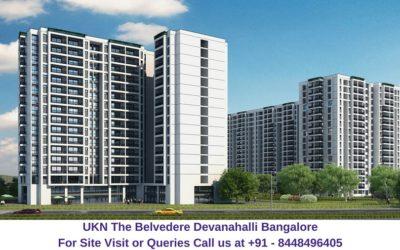 UKN The Belvedere Devanahalli Bangalore