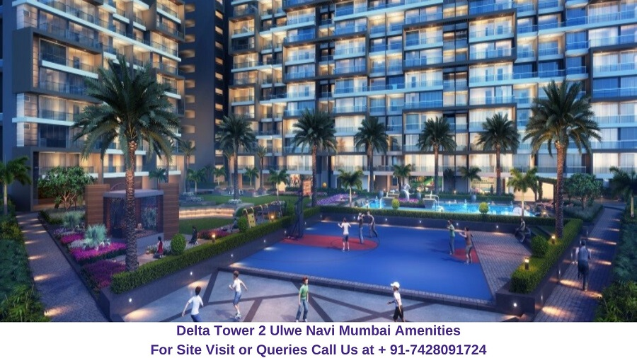 Balaji Delta Tower 2 Ulwe Navi Mumbai