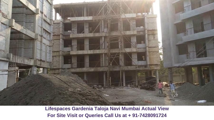 Kamdhenu Lifespaces Gardenia Taloja Navi Mumbai