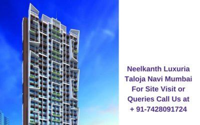 Neelkanth Luxuria Taloja Navi Mumbai Elevation (1)