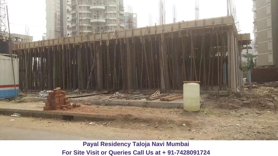 Valram Payal Residency Taloja Navi Mumbai