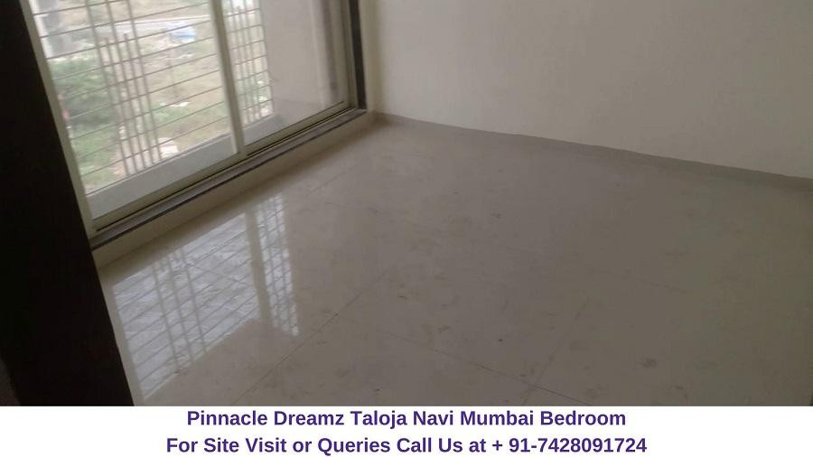 Pinnacle Dreamz Taloja Navi Mumbai Bedroom