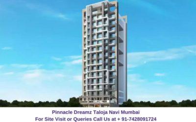 Pinnacle Dreamz Taloja Navi Mumbai Elevation