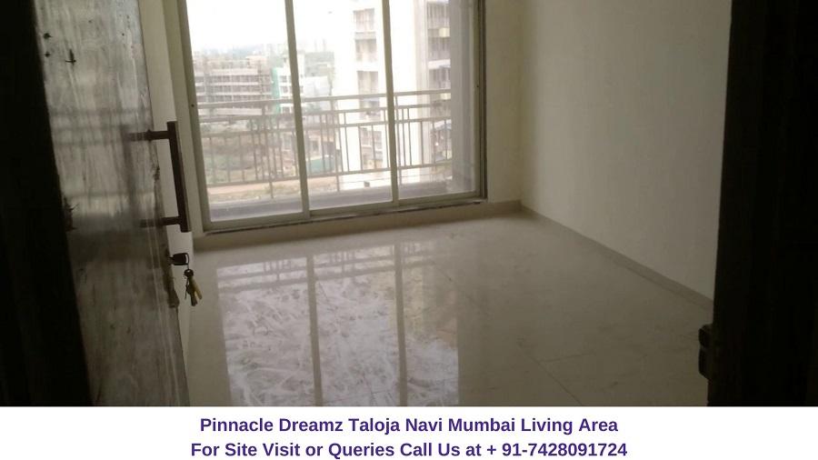Pinnacle Dreamz Taloja Navi Mumbai Living Area