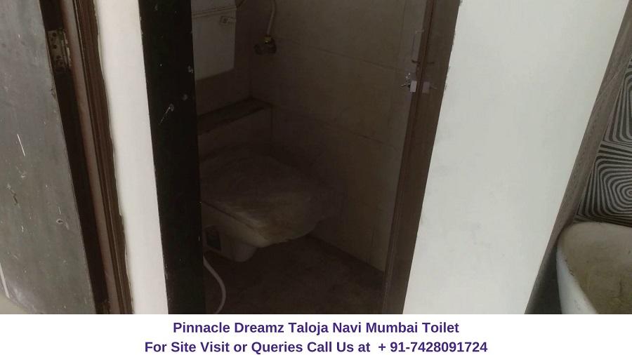 Pinnacle Dreamz Taloja Navi Mumbai Toilet