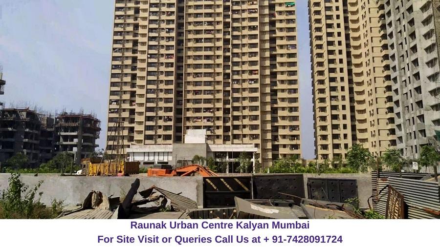 Raunak Urban Centre Kalyan Mumbai