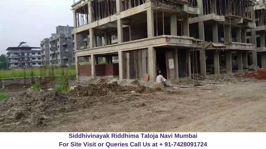 Siddhivinayak Riddhima Taloja Navi Mumbai