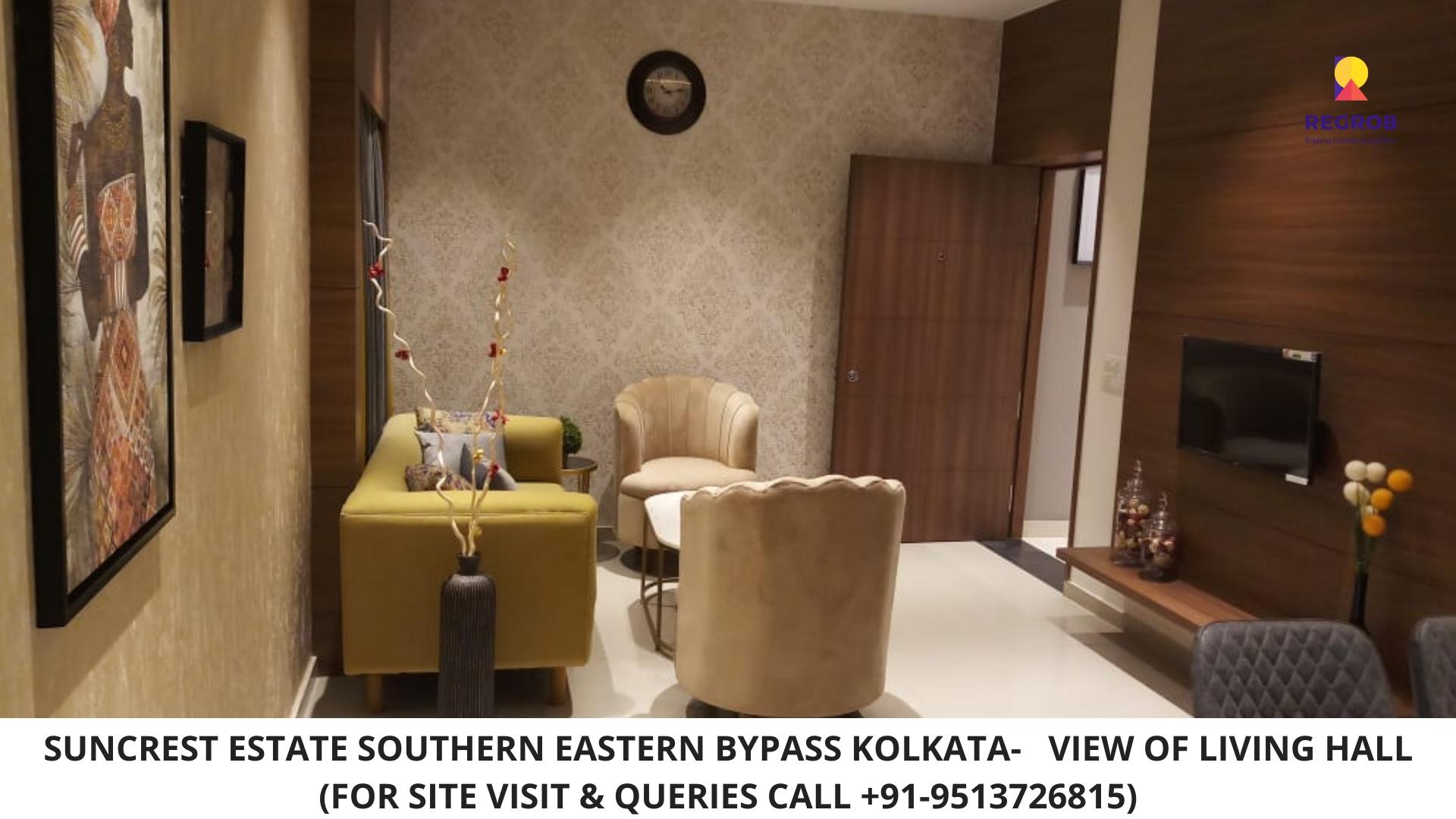 Suncrest Estate NSC Bose Road Kolkata