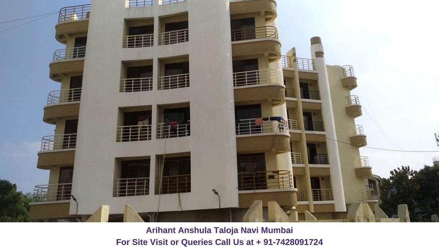 Arihant Anshula Taloja Navi Mumbai
