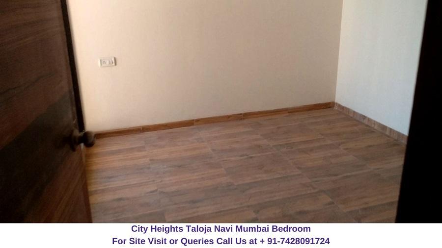 City Heights Taloja Navi Mumbai Bedroom (1)