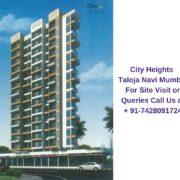 City Heights Taloja Navi Mumbai Elevation
