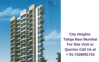 City Heights Taloja Navi Mumbai Elevation