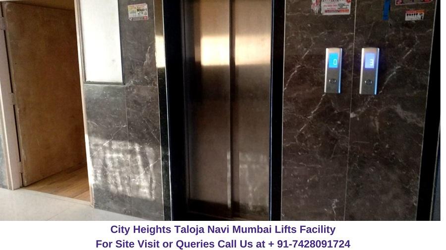City Heights Taloja Navi Mumbai Lifts