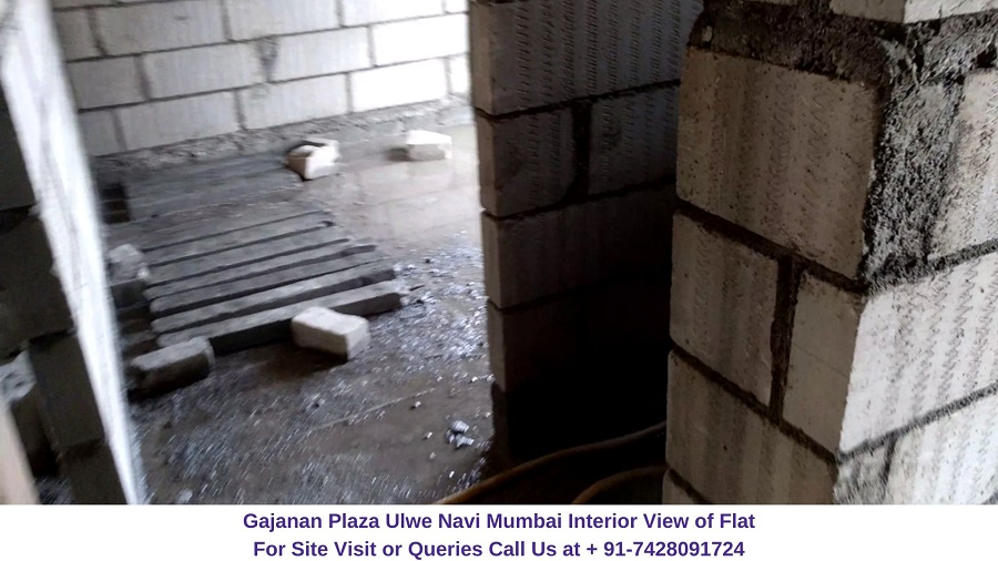 Gajanan Plaza Ulwe Navi Mumbai Interior View of Project (2)