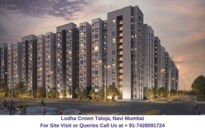 Lodha Crown Taloja Bypass Road Dombivli Mumbai