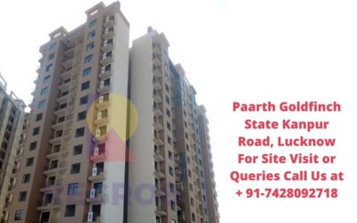 Paarth Goldfinch State Kanpur Road, Lucknow View of Tower