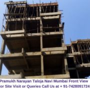 Pramukh Narayan Taloja Navi Mumbai Actual View of Construction Site (4)