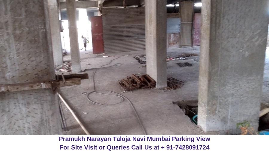 Pramukh Narayan Taloja Navi Mumbai Parking Area