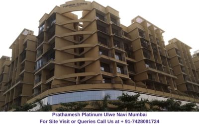 Prathamesh Platinum Ulwe Navi Mumbai Actual View of Project (1)