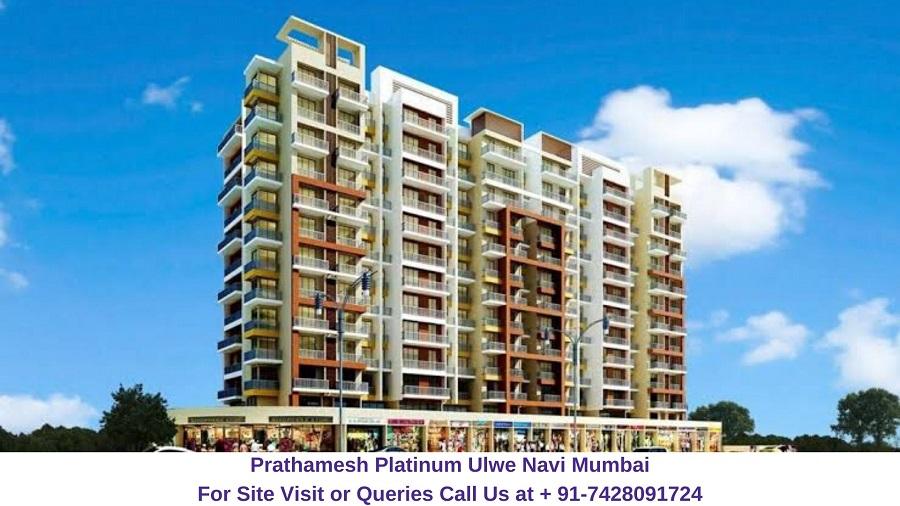 Prathamesh Platinum Ulwe Navi Mumbai Elevation